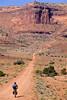 Mountain biker(s) on White Rim Trail - 439 - 72 ppi
