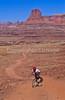 Mountain biker(s) on White Rim Trail - 258 - 72 ppi