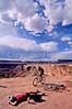 Mountain biker(s) on White Rim Trail - 301 - 72 ppi
