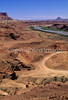 Mountain biker(s) on White Rim Trail - 360 - 72 ppi