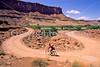 Mountain biker(s) on White Rim Trail - 187 - 72 ppi