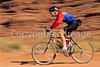 Mountain biker(s) on White Rim Trail - 92#2 - 72 ppi