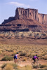 Mountain biker(s) on White Rim Trail - 397 - 72 ppi