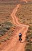 Mountain biker(s) on White Rim Trail - 450#2 - 72 ppi