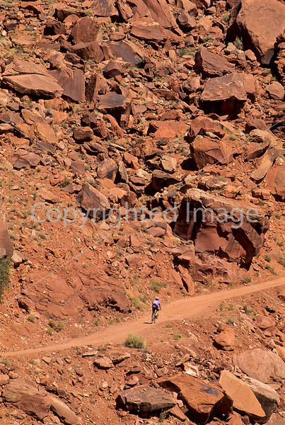 Mountain biker(s) on White Rim Trail - 328 - 72 ppi