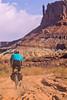Mountain biker(s) on White Rim Trail - 255 - 72 ppi