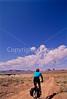 Mountain biker(s) on White Rim Trail - 424 - 72 ppi