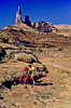 Mountain biker(s) on White Rim Trail - 313 - 72 ppi