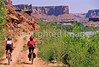 Mountain biker(s) on White Rim Trail - 386 - 72 ppi