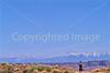 Mountain biker(s) on White Rim Trail - 452e - 72 ppi
