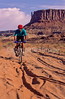 Mountain biker(s) on White Rim Trail - 431 - 72 ppi
