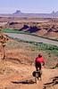 Mountain biker(s) on White Rim Trail - 396 - 72 ppi