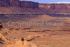 Mountain biker(s) on White Rim Trail - 389 - 72 ppi