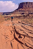 Mountain biker(s) on White Rim Trail - 399 - 72 ppi