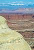 Scenery along White Rim Trail in Canyonlands Nat  Park, Utah - 3 - 72 ppi