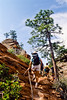 Hikers in Zion National Park, Utah - S11 - 301 - 72 ppi
