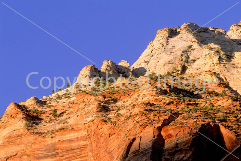 Zion National Park, Utah - 3 - 72 dpi