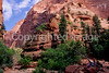 Hikers in Zion National Park, Utah - 4 - 72 dpi