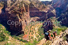 Hikers in Zion National Park, Utah - S11 - 16 - 72 ppi