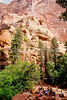 Hikers in Zion National Park, Utah - S11 - 218 - 72 ppi