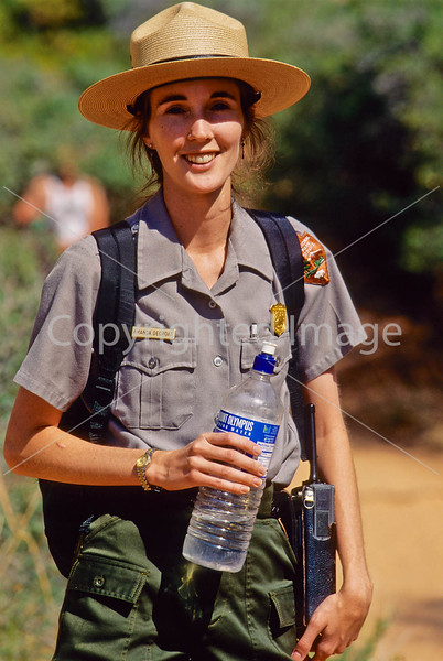 Hikers in Zion National Park, Utah - S11 - 281 - 72 ppi