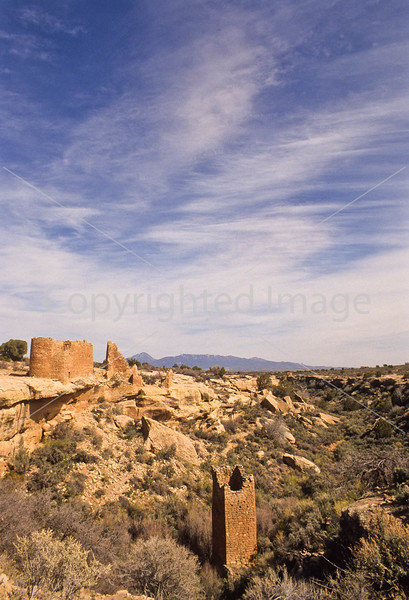Hovenweep National Monument, Utah - 5 - 72 ppi