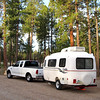 Jacob Lake AZ campground. Nice place; no hookups