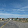 Coming into Fredonia AZ from the south