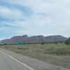 Hwy 389 coming into the infamous Colorado City AZ
