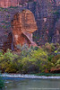 The Pulpit at the Temple of Sinawava, Zion National Park, Utah