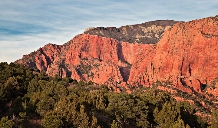 Kolob - Finger Canyons - Zion View north