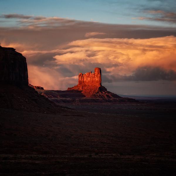Final Desert Light