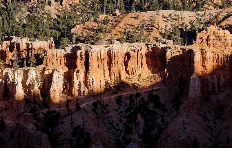 Trail @ Bryce Canyon