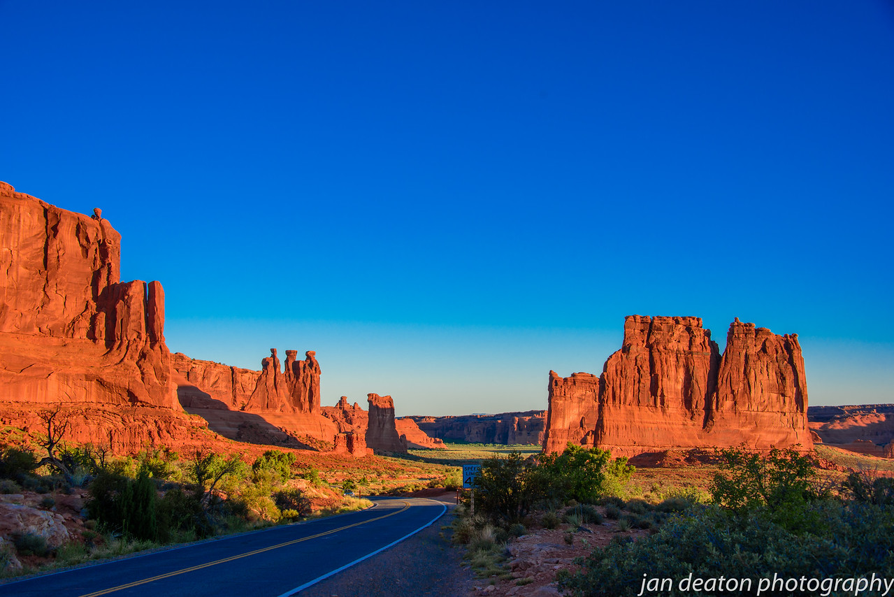 Arches Highway
