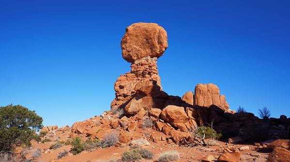 Balances Rock Profile