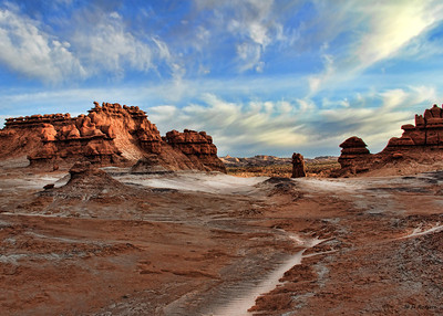 Goblin Valley Scene, Utah