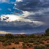Trouble over Moab Utah