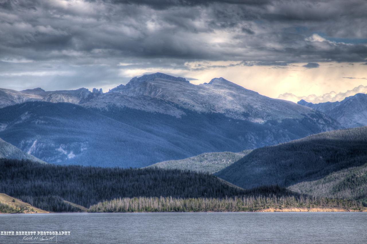Lake Granby, Colorado