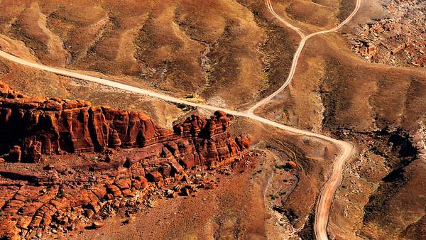 Desert Roads