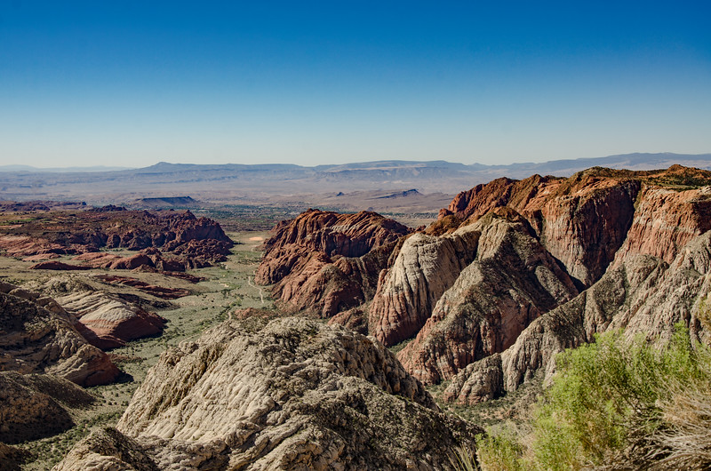Snow Canyon Upper View