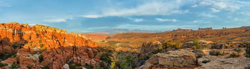 Fiery Furnace Panorama