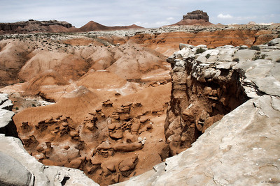 Bowl Full o' Goblins, Goblin Valley, UT