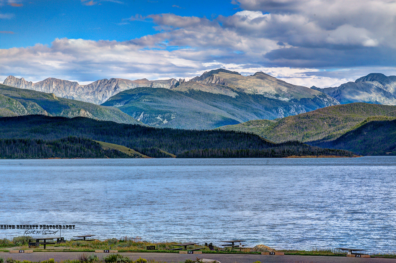 Lake Granby, Colorado