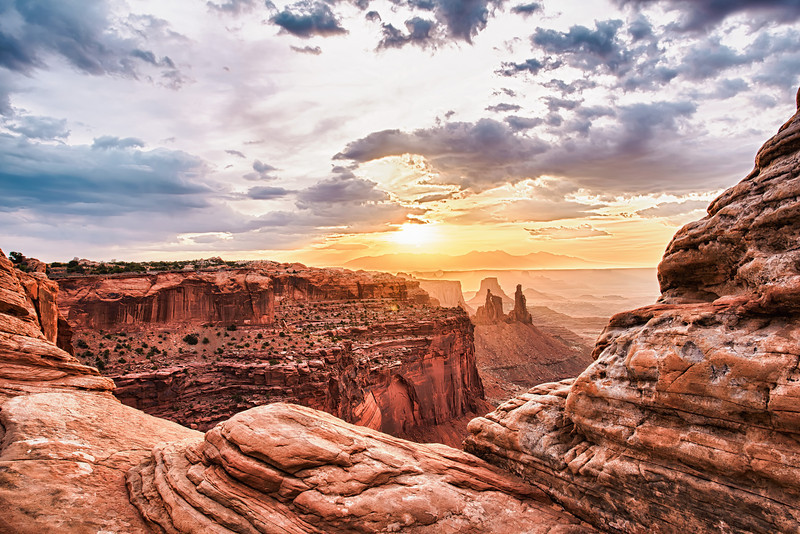 Canyonlands at Sunrise