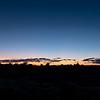 Dead Horse Point Vistor Center Sunset