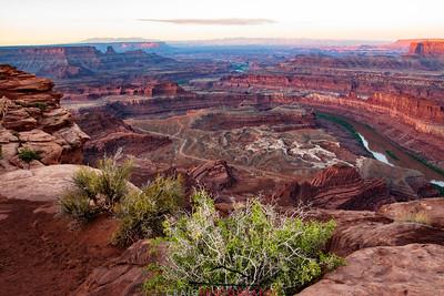 Dead Horse Point Sunrise 1 Moab Utah