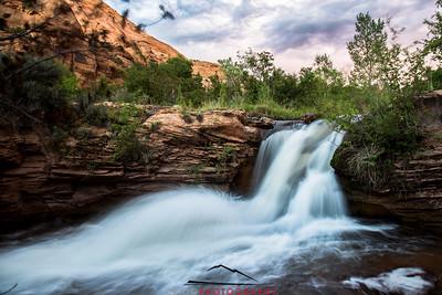 Mill Creek Falls Moab Utah 4