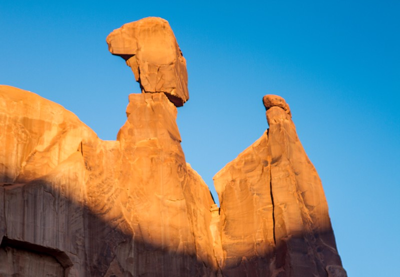 Nefertiti, Arches Natioanl Park