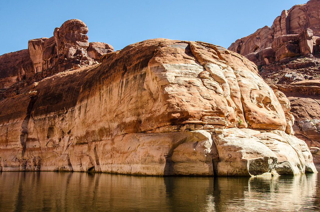 Lake Powell Hidden slot