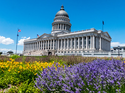 Capitol Building in Salt Lake City